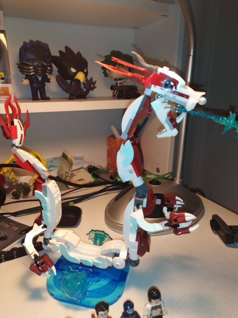 LEGO Marvel 76177 Battle At The Ancient Village Unboxed 4
