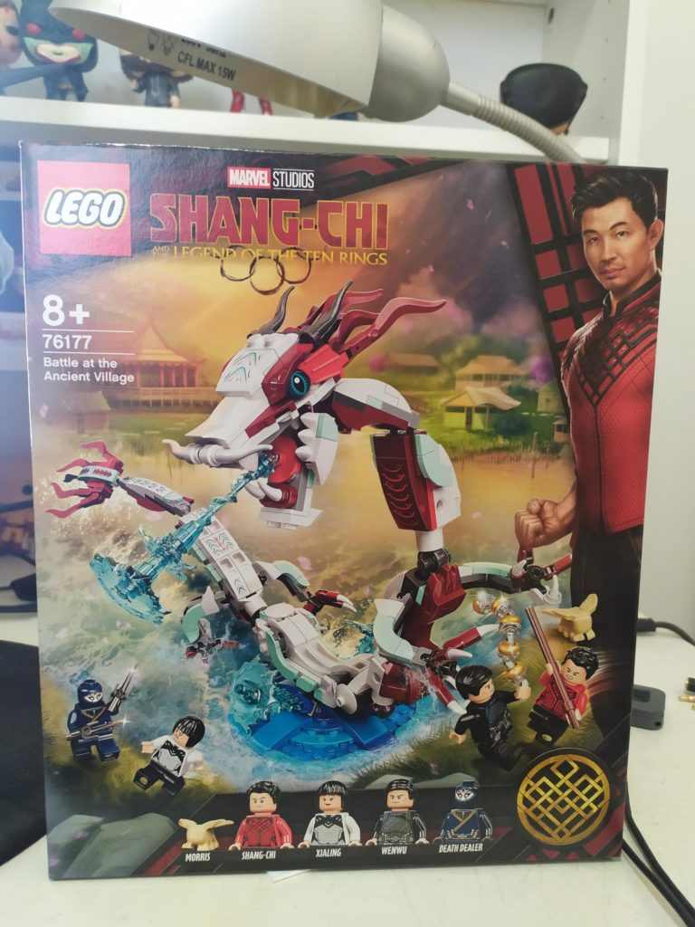LEGO Marvel 76177 Battle at the Ancient Village