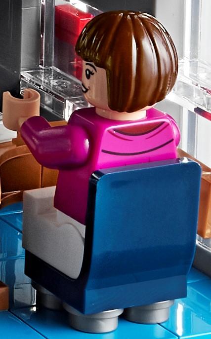 LEGO Marvel 76178 Betty Brant