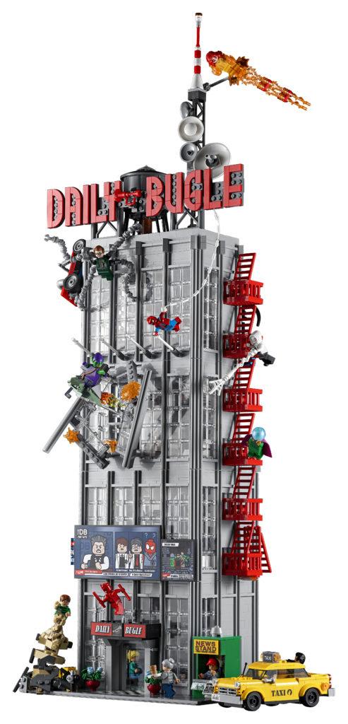 LEGO Marvel 76178 Daily Bugle 1