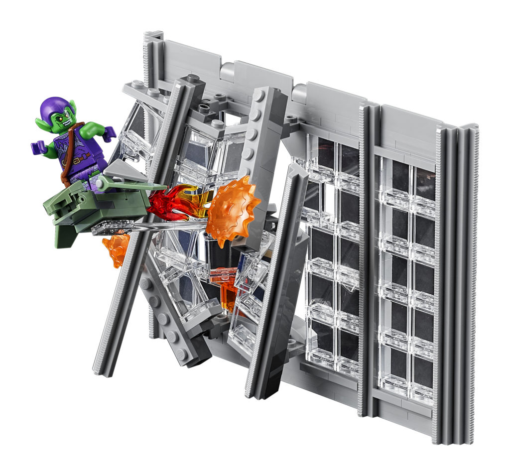 Lego Marvel 76178 နေ့စဉ် Bugle 10