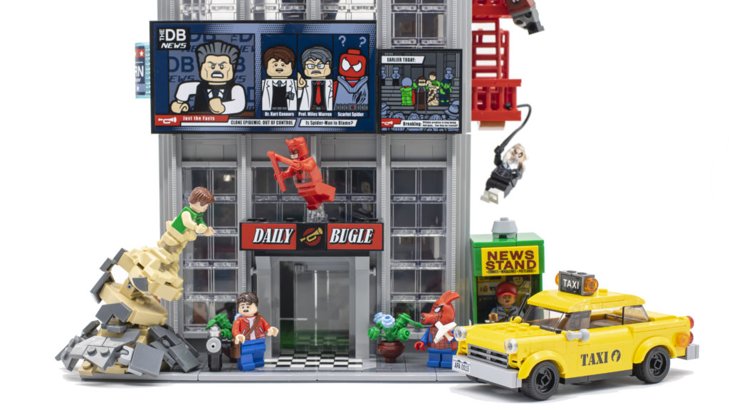 LEGO Marvel 76178 Daily Bugle 11a