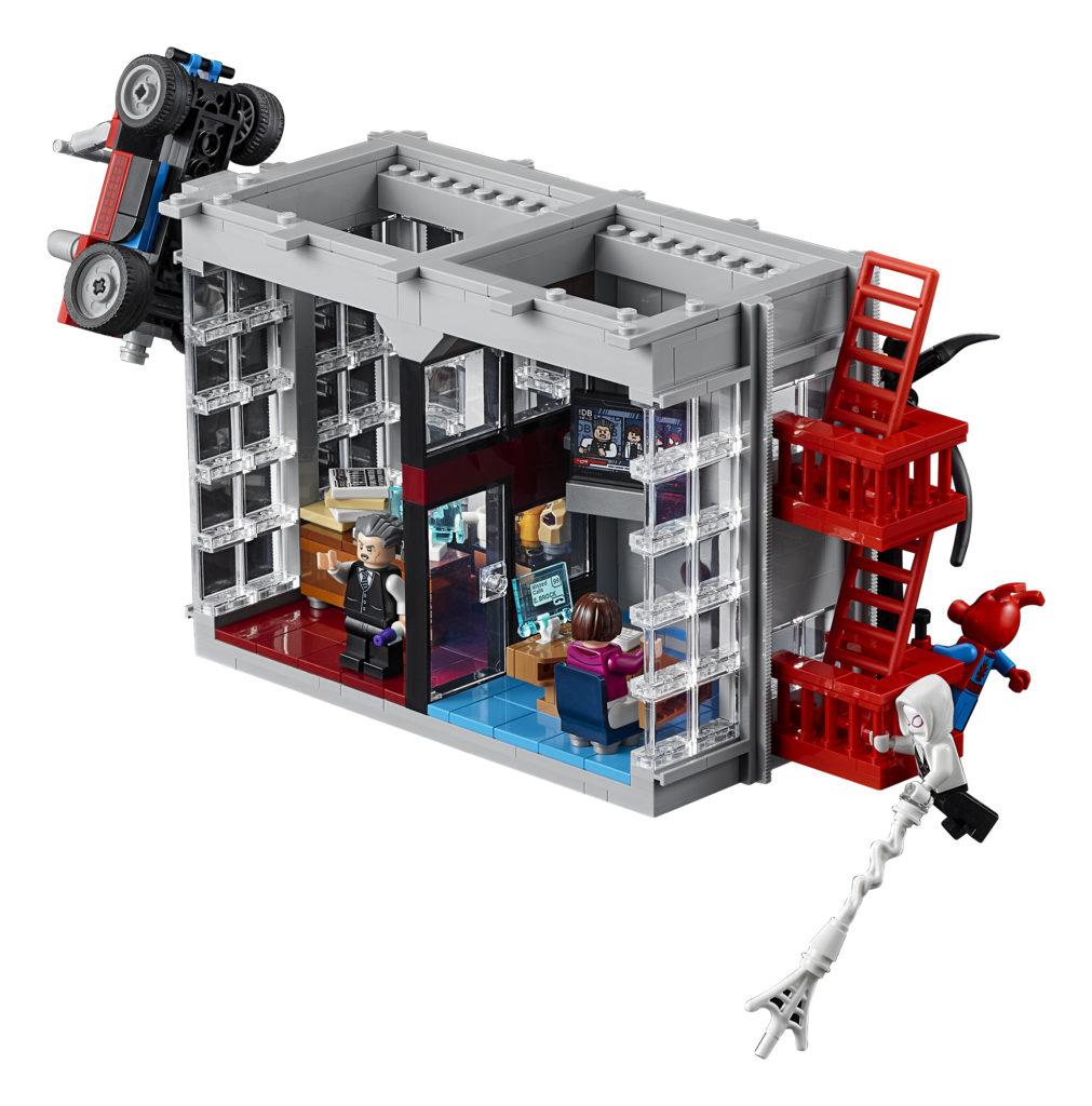 LEGO Marvel 76178 Daily Bugle 12