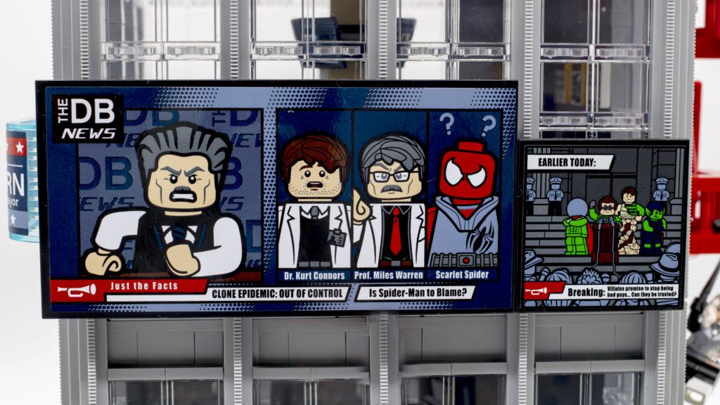 LEGO Marvel 76178 Daily Bugle 12a