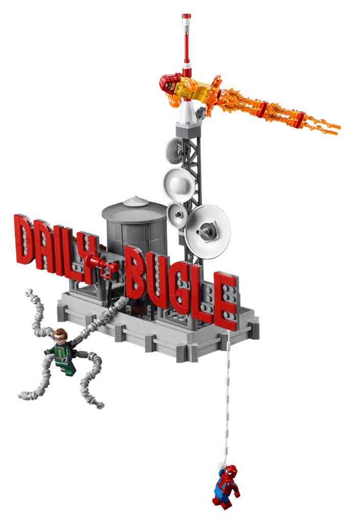 LEGO Marvel 76178 Daily Bugle 13