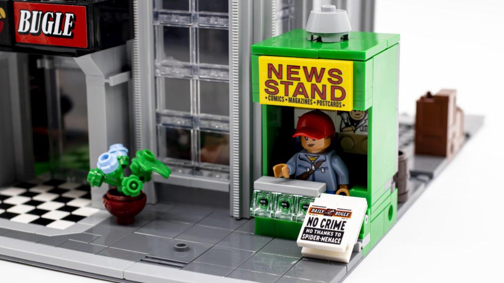 LEGO Marvel 76178 Daily Bugle 15a