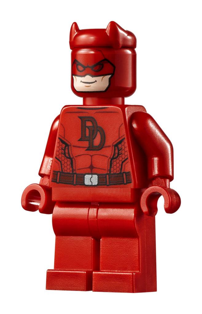 LEGO Marvel 76178 Daily Bugle 17