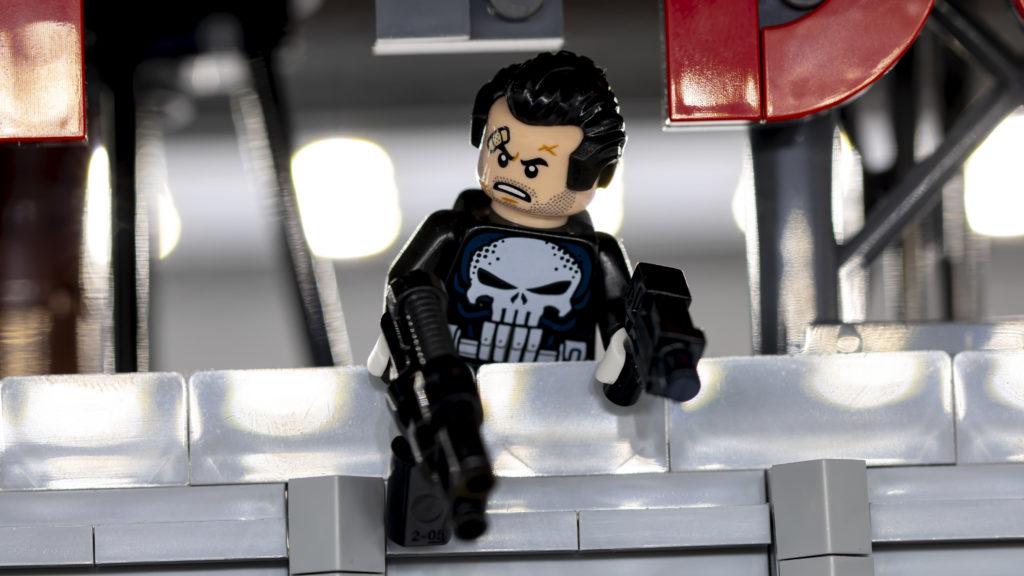 LEGO Marvel 76178 Daily Bugle 1a