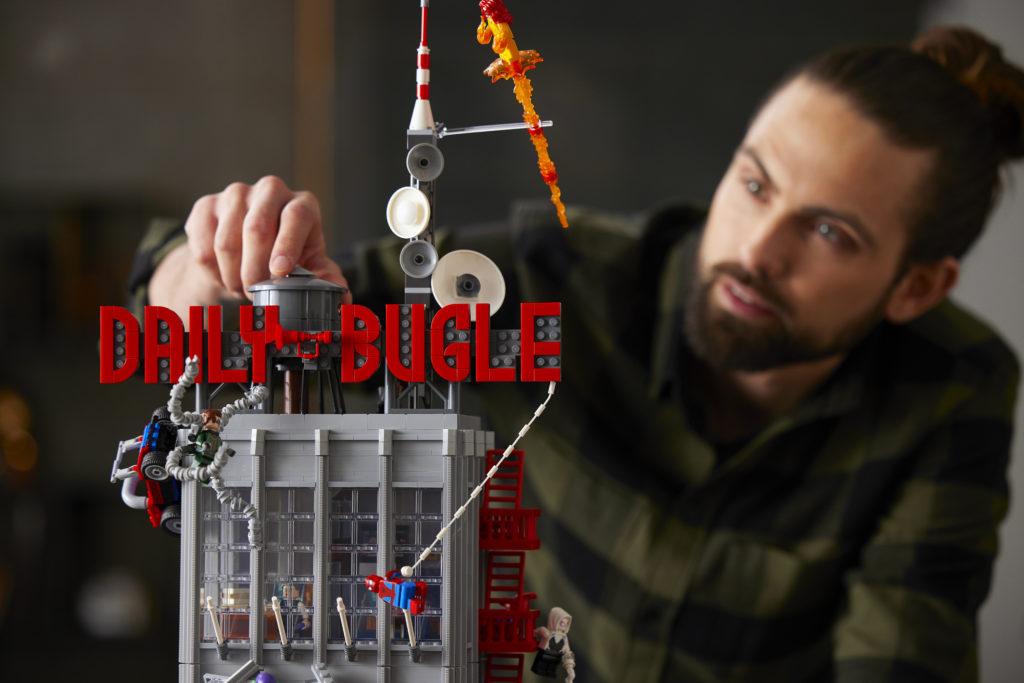 LEGO Marvel 76178 Daily Bugle 21