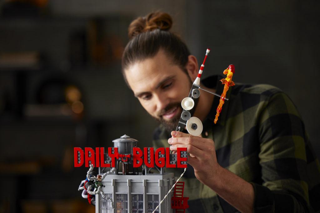 LEGO Marvel 76178 Daily Bugle 24