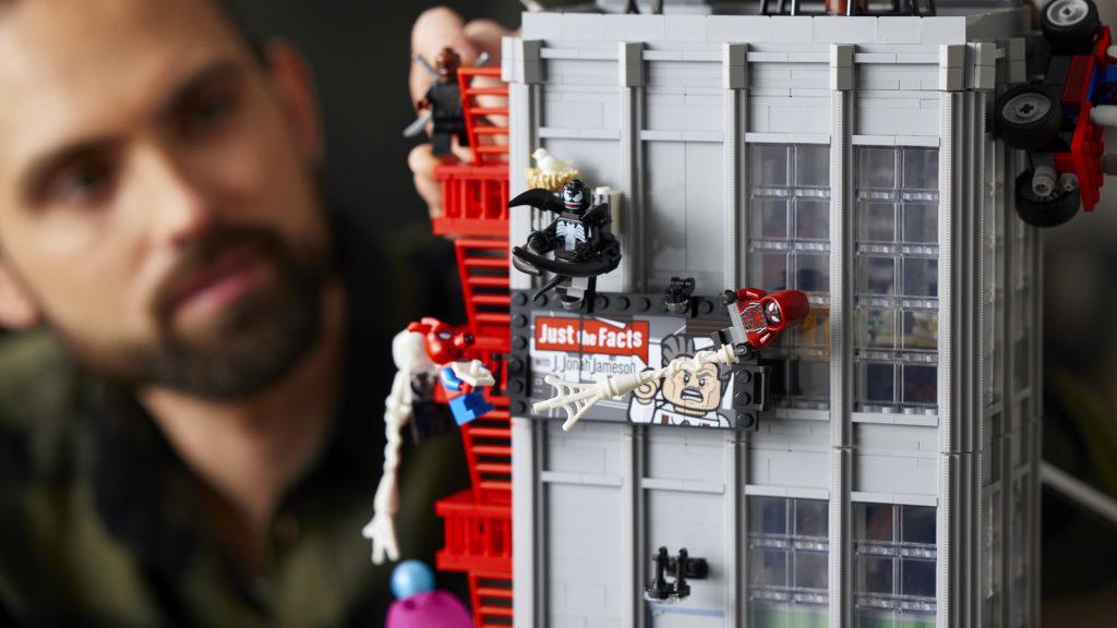 LEGO Marvel 76178 Daily Bugle 25 edited