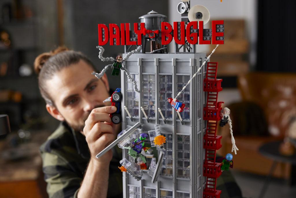 LEGO Marvel 76178 Daily Bugle 26
