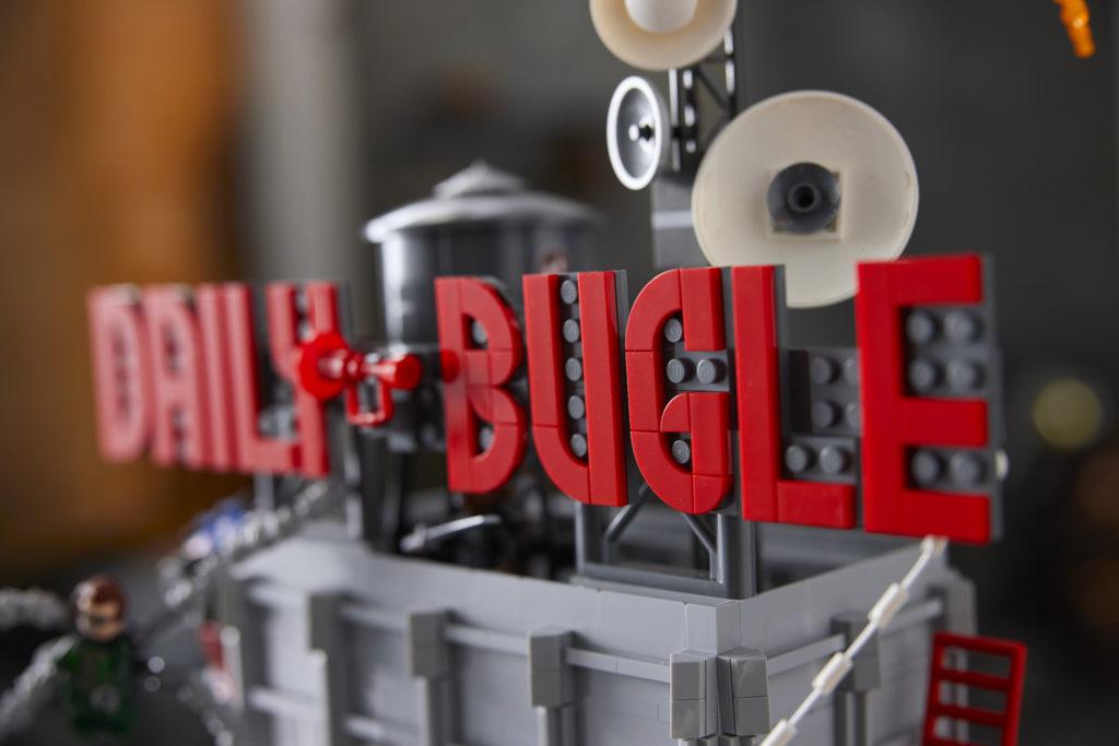 LEGO Marvel 76178 Daily Bugle 27