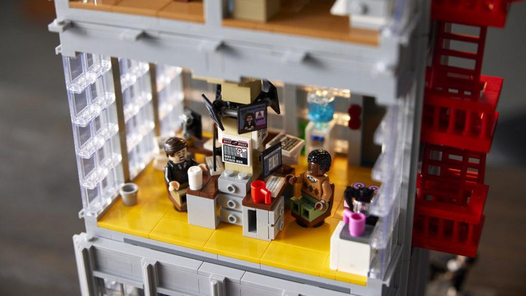 LEGO Marvel 76178 Daily Bugle 30 edited