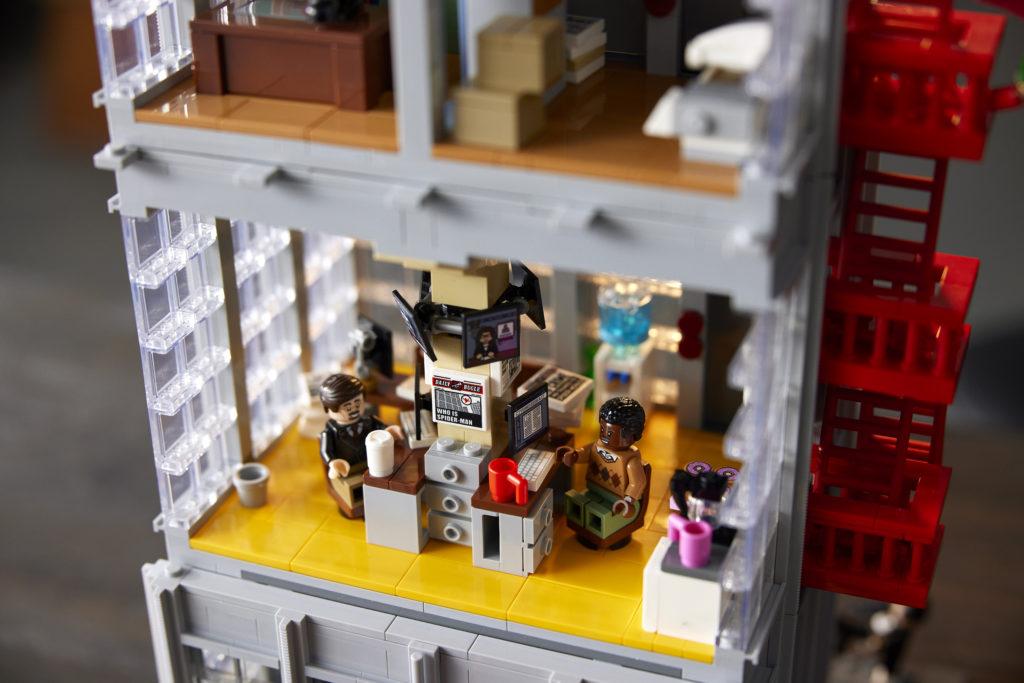 LEGO Marvel 76178 Daily Bugle 30