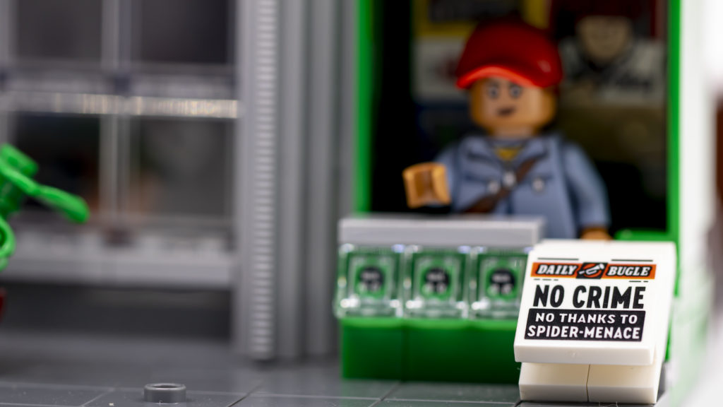 LEGO Marvel 76178 Daily Bugle 31a