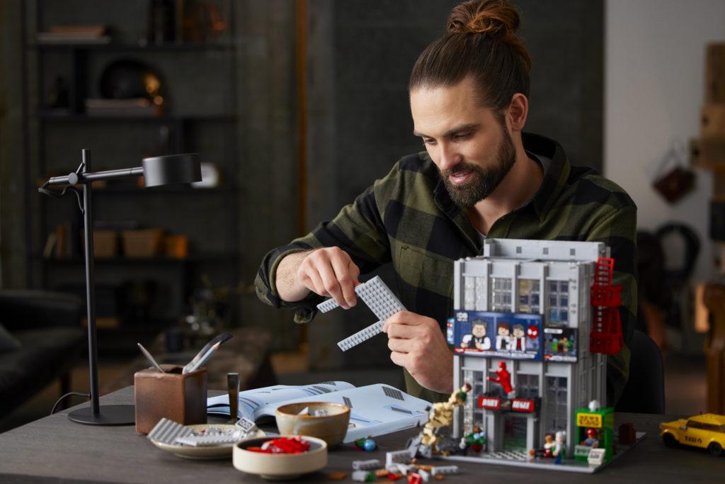 LEGO Marvel 76178 Daily Bugle 33