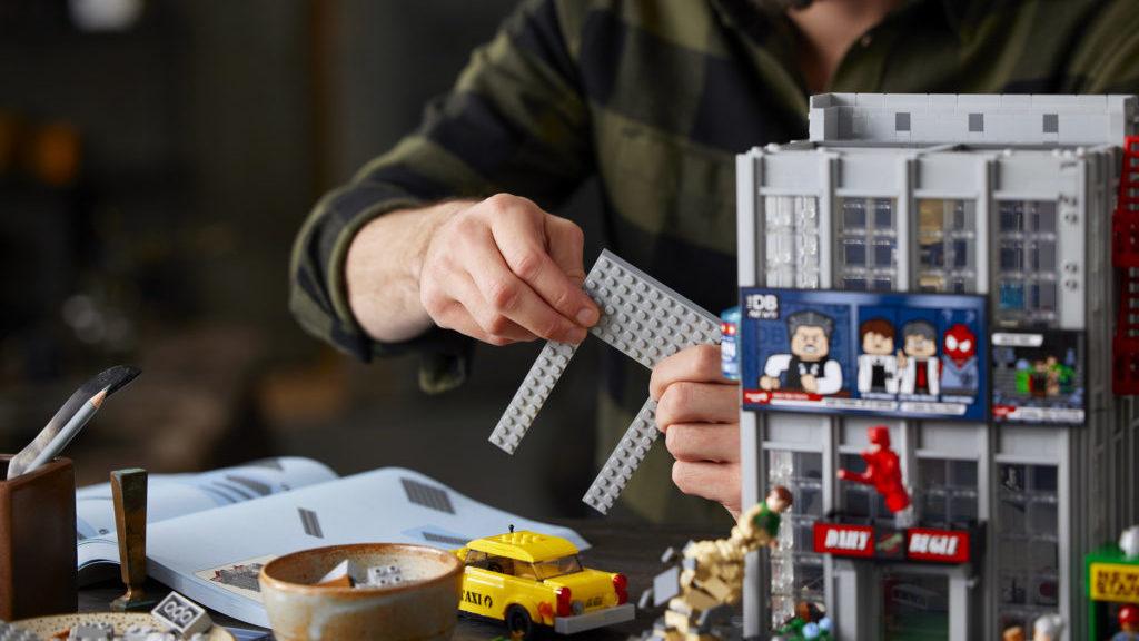 LEGO Marvel 76178 Daily Bugle 34 edited