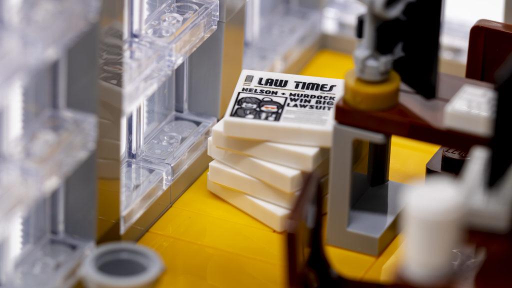 LEGO Marvel 76178 Daily Bugle 34a