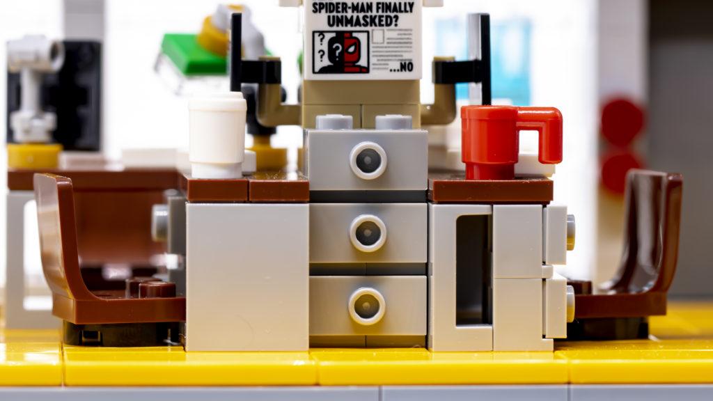 LEGO Marvel 76178 Daily Bugle 36a
