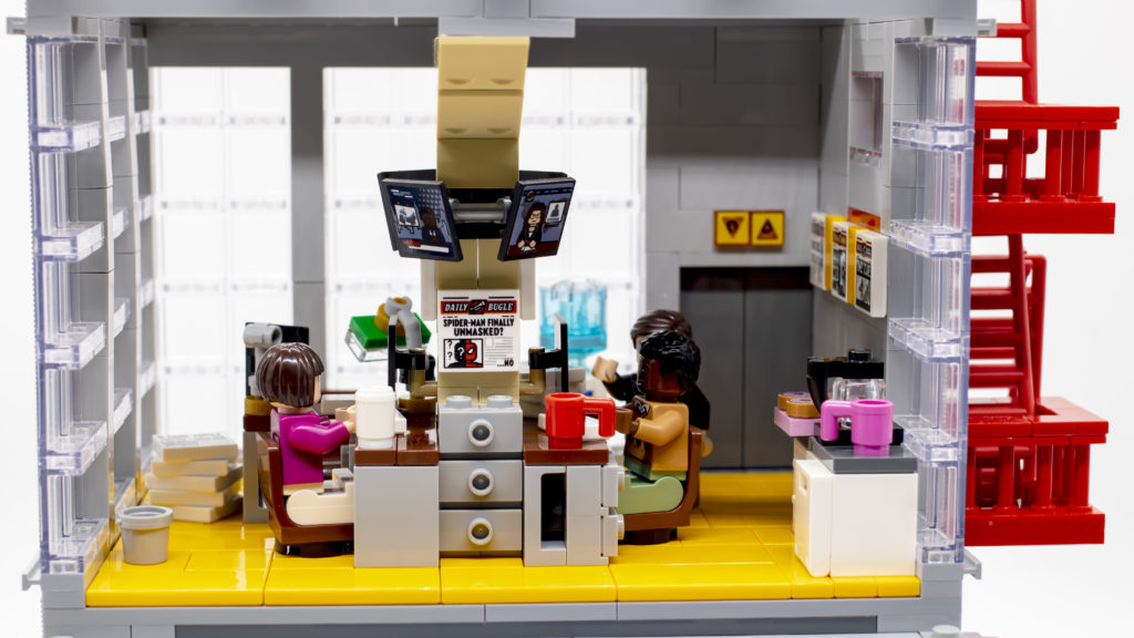 LEGO Marvel 76178 Daily Bugle 44a