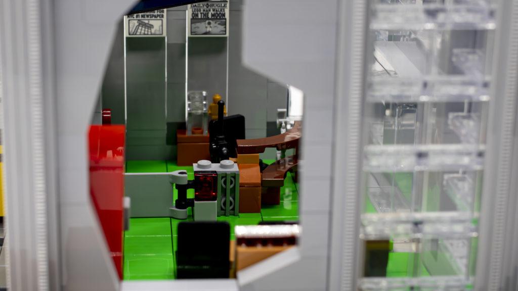 LEGO Marvel 76178 Daily Bugle 45a