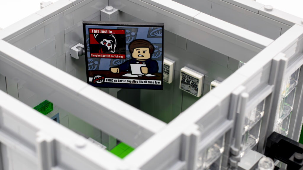 LEGO Marvel 76178 Daily Bugle 47a
