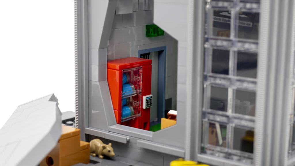 LEGO Marvel 76178 Daily Bugle 54a