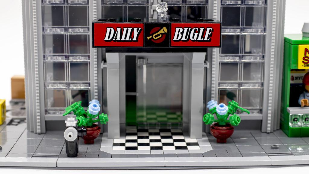 LEGO Marvel 76178 Daily Bugle 56a