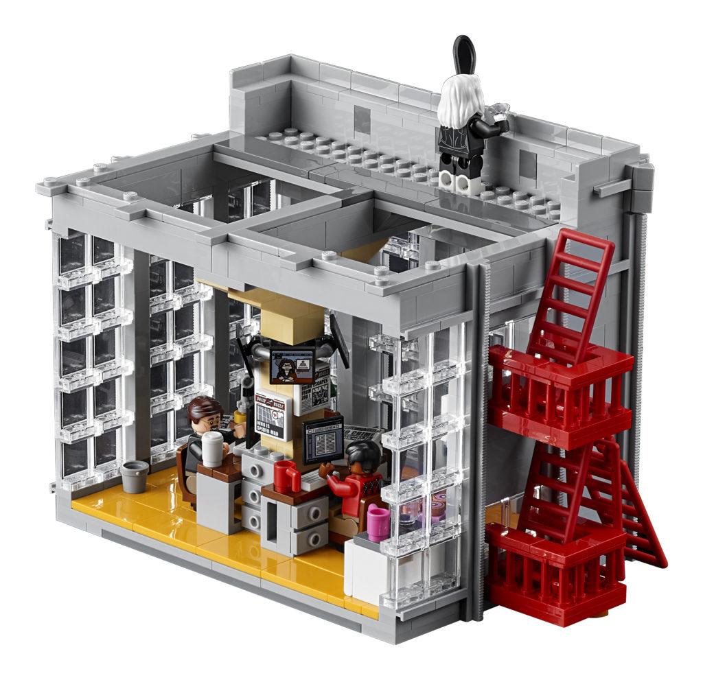 LEGO Marvel 76178 Daily Bugle 7 1