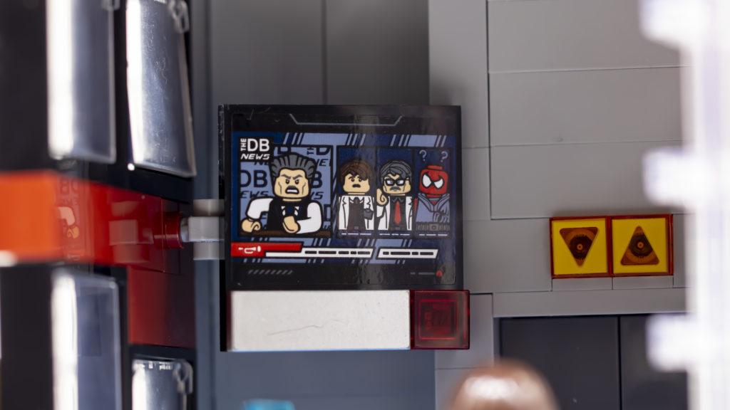 LEGO Marvel 76178 Daily Bugle 70a