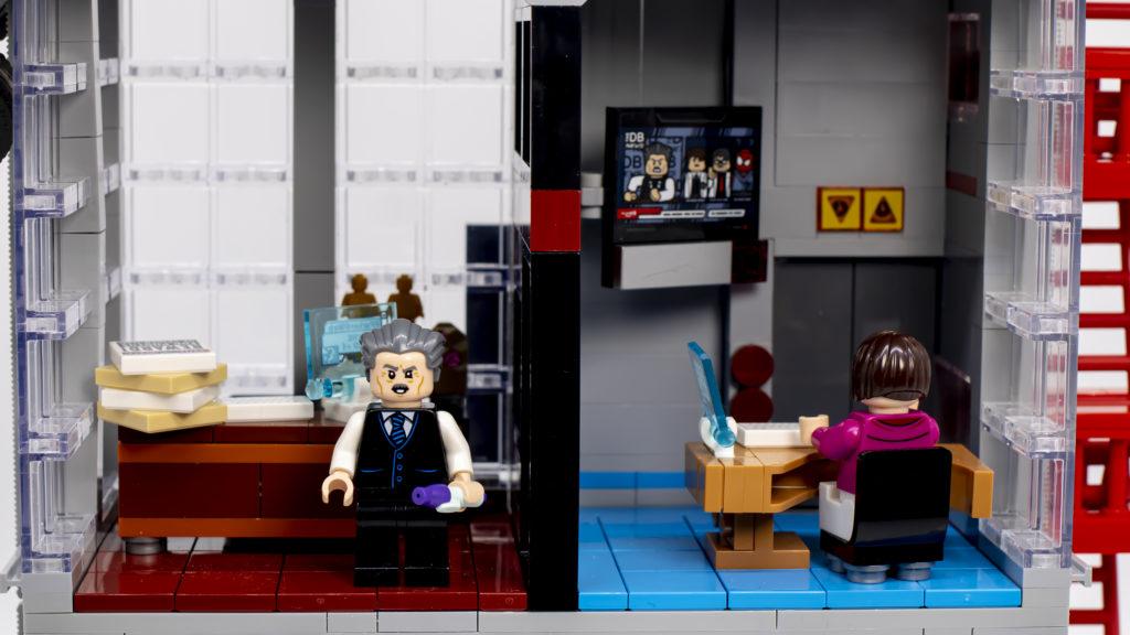 LEGO Marvel 76178 Daily Bugle 72a