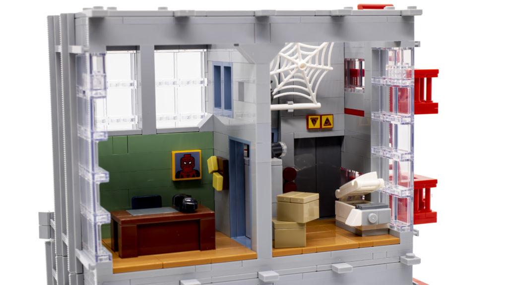 LEGO Marvel 76178 Daily Bugle 75a