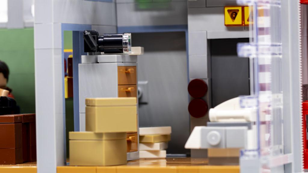 LEGO Marvel 76178 Daily Bugle 78a