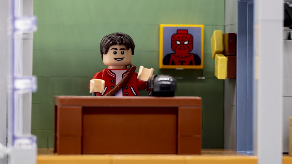 LEGO Marvel 76178 Daily Bugle 79a