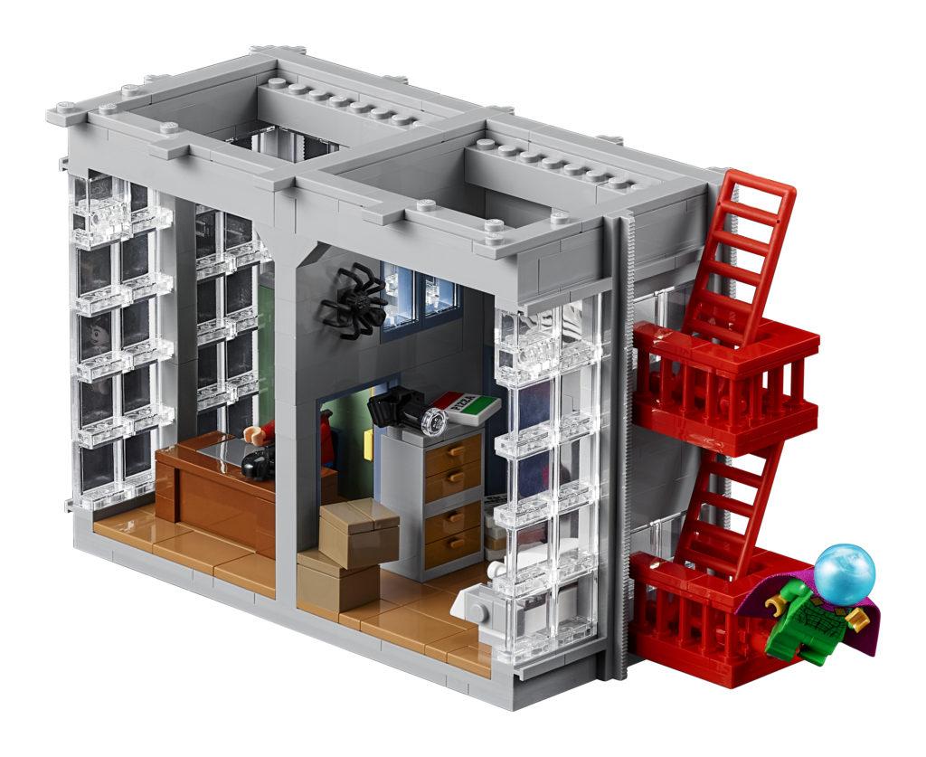 LEGO Marvel 76178 Daily Bugle 9