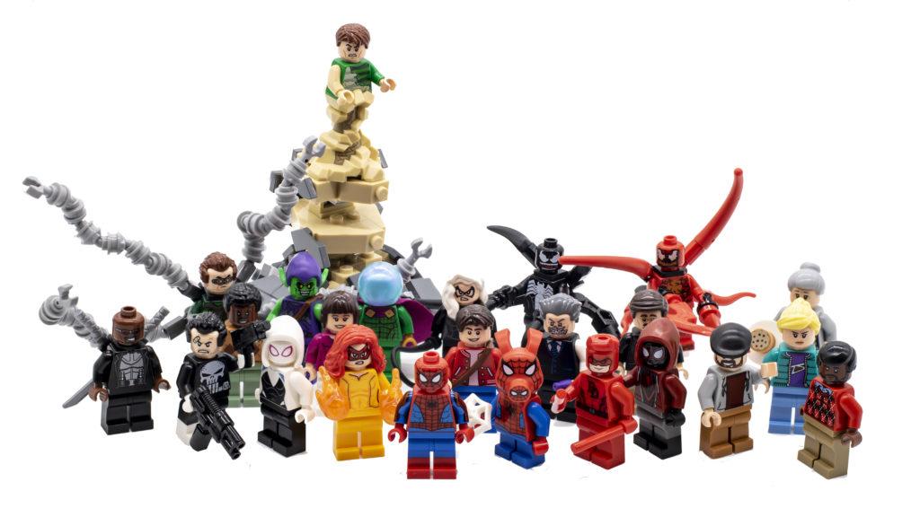 LEGO Marvel 76178 Daily Bugle 92a