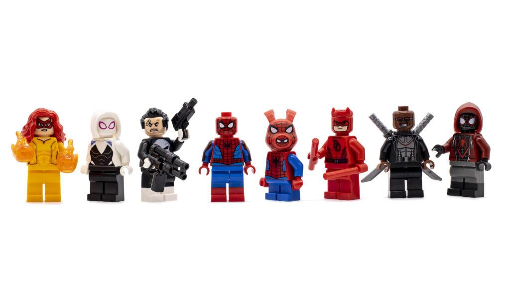LEGO Marvel 76178 Daily Bugle 95a