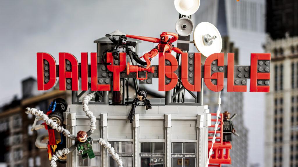 LEGO Marvel 76178 Daily Bugle 98b