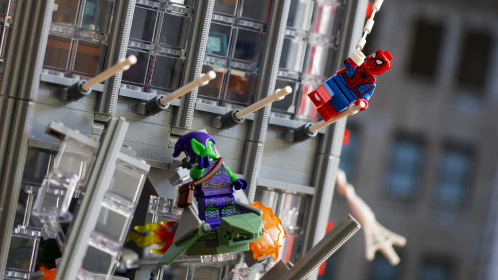 LEGO Marvel 76178 Daily Bugle FEATURED