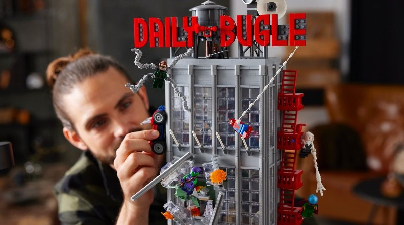 LEGO Marvel 76178 Daily Bugle featured 1