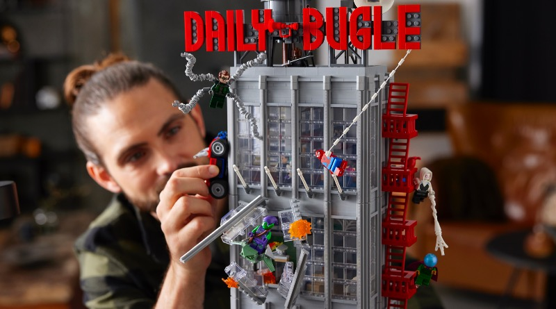 LEGO Marvel 76178 Daily Bugle Featured 2