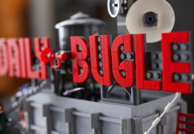LEGO Marvel 76178 Daily Bugle is available to order at LEGO.com