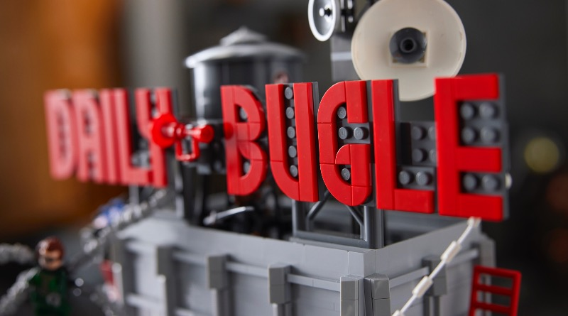 LEGO Marvel 76178 Daily Bugle Featured 3
