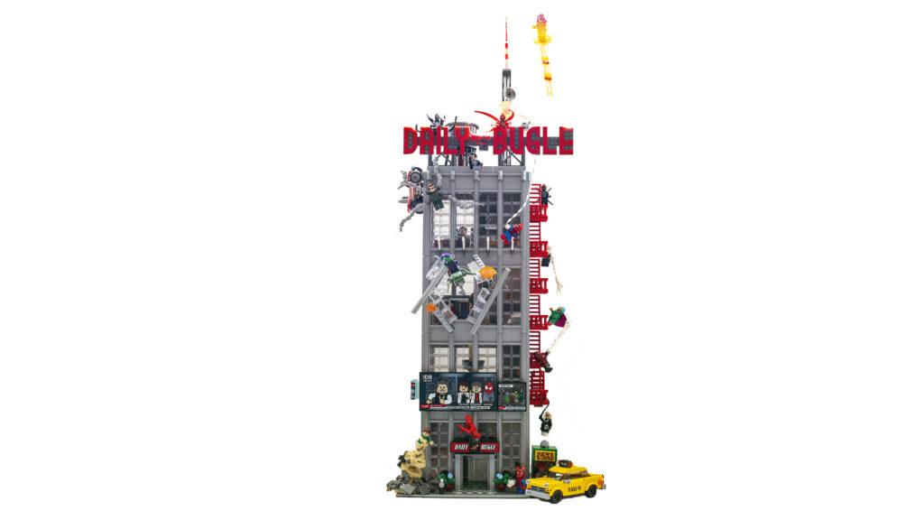 LEGO Marvel 76178 Daily Bugle main image 1