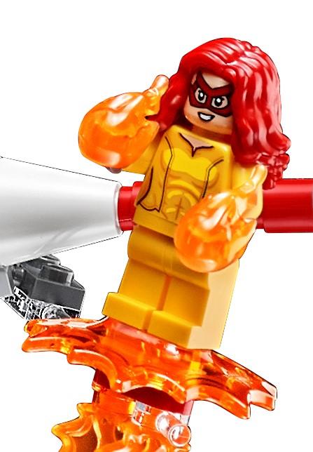 LEGO Marvel 76178 Fire Star
