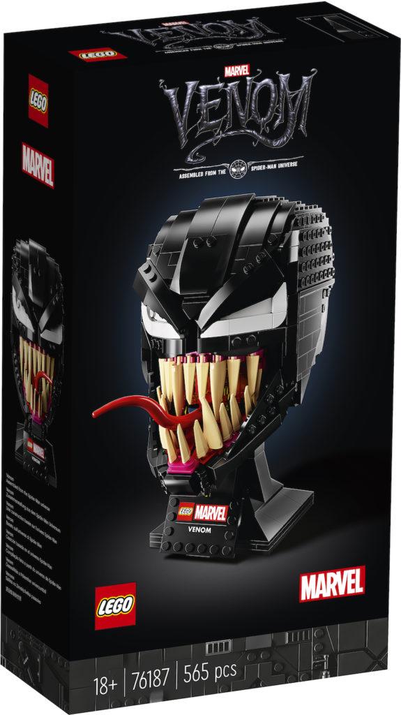 LEGO Marvel 76187 Venom 2