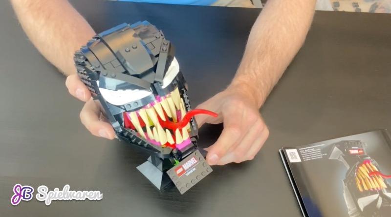 LEGO Marvel 76187 Venom First Look Featured