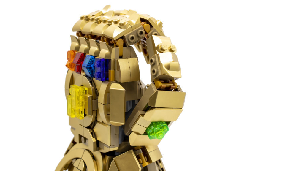 LEGO Marvel 76191 Infinity Gauntlet review