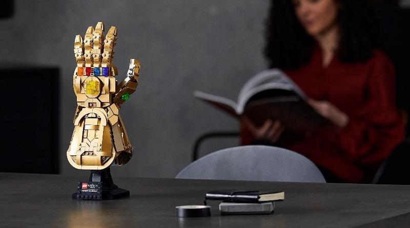 LEGO Marvel 76191 Infinity Gauntlet Featured 2